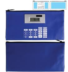 Zippered Case w/ Calculator