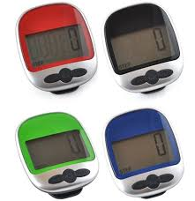 Promotional Plastic Pedometer W