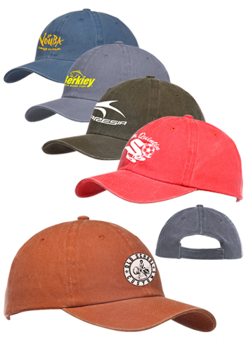 6-Panel Washed Cotton Unconstru