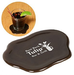Sip N' Spill Coaster-Buy Leather Coaster Set,Cork Coaster,Co