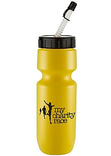 Bike Bottles w/ Straw Tip Lid-Buy Sports Bottle,Bike Bottle,