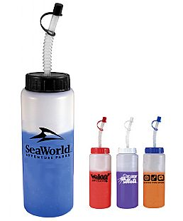 Mood Sports Bottle with Flexible Straw -Buy Sports Bottle,Bi
