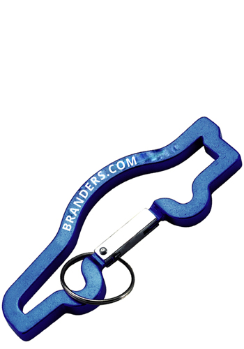 Imprinted Car-Shaped Carabiner